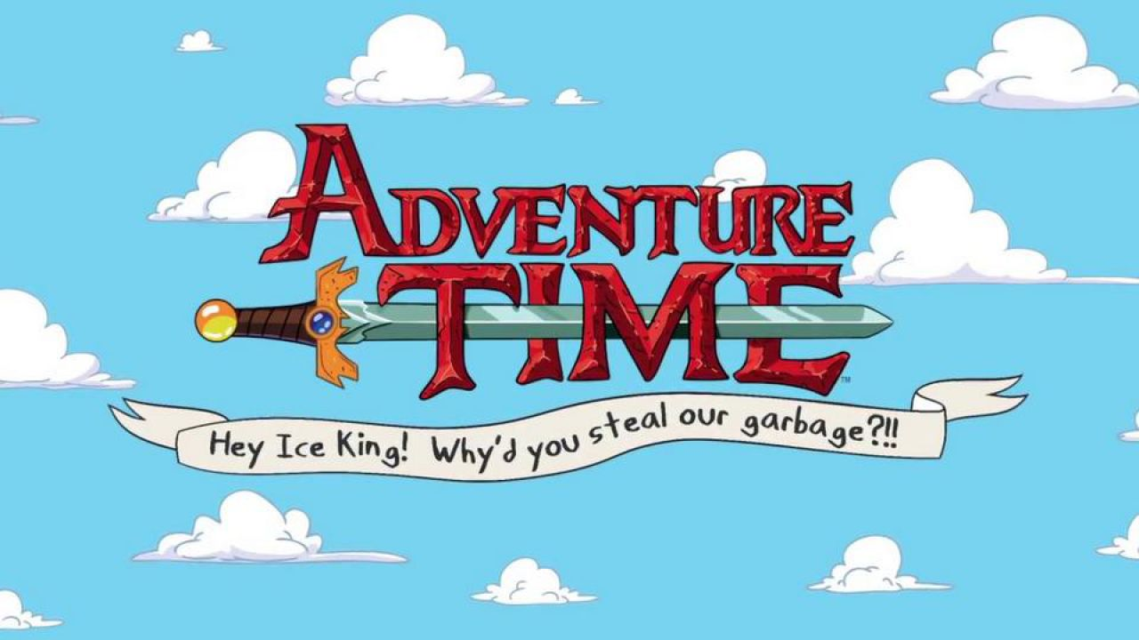 hands on Adventure Time: Hey Ice King!