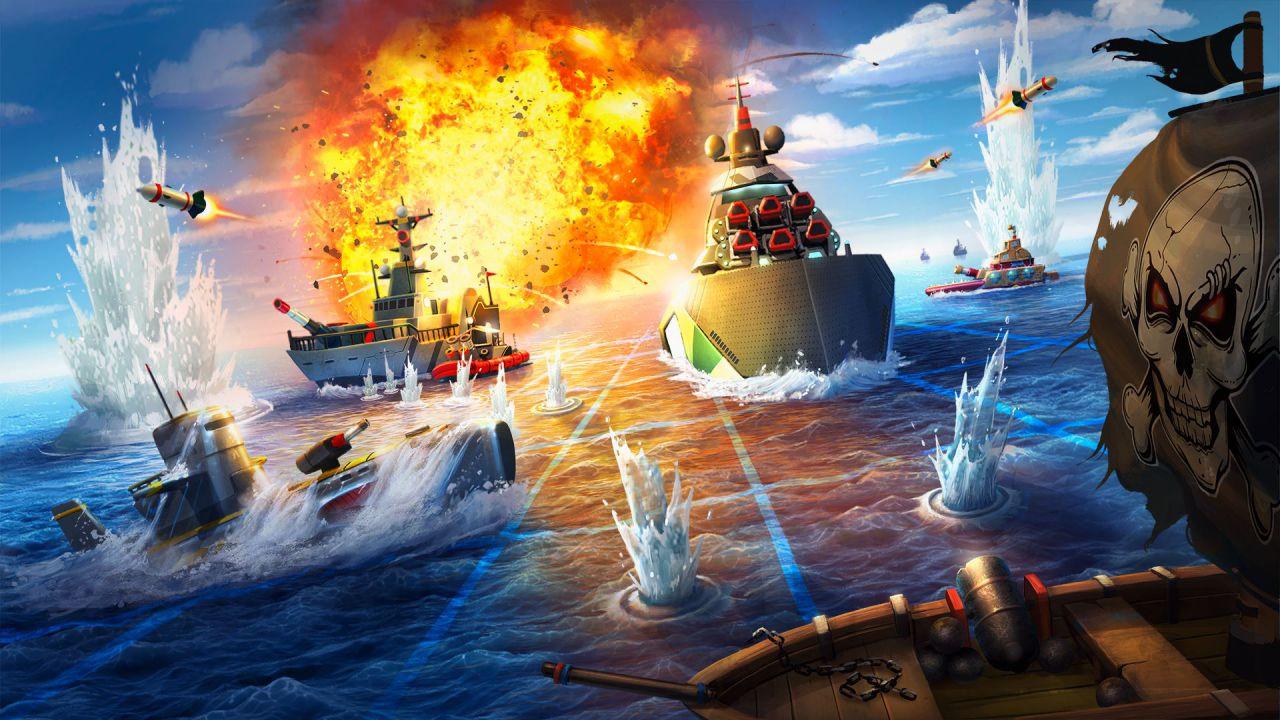 recensione Affonda la Flotta