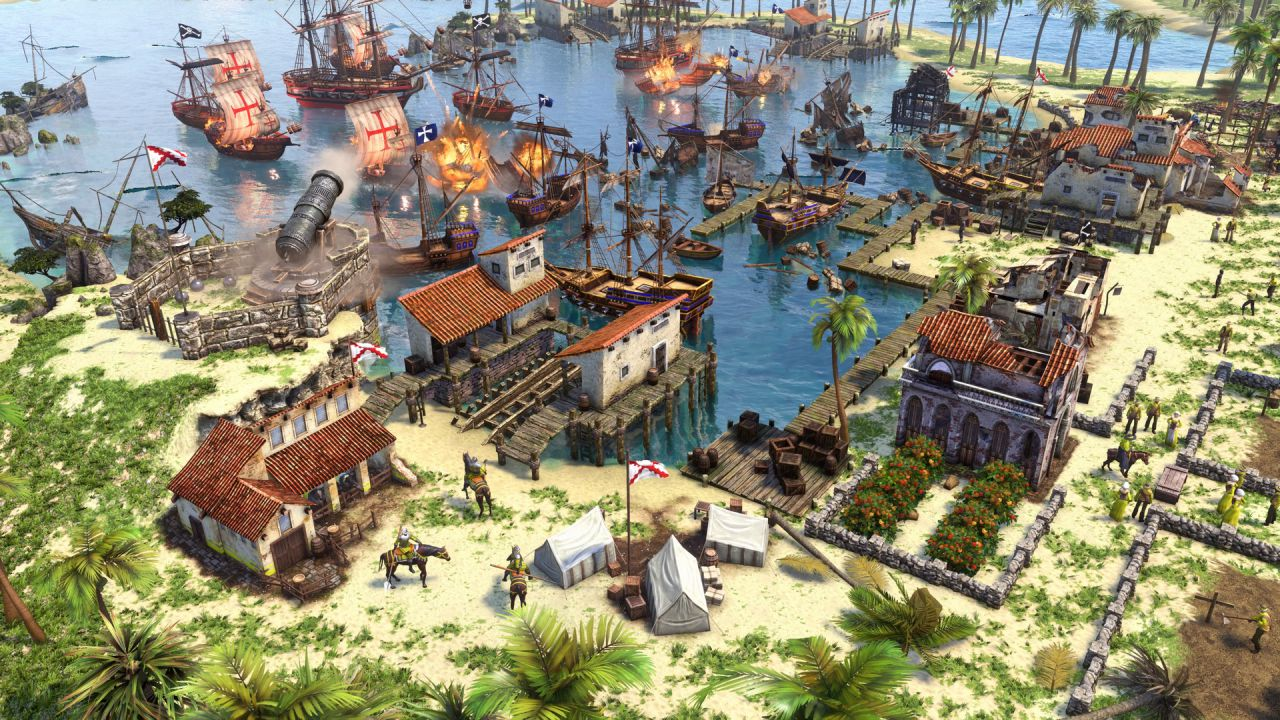 guida Age of Empires 3 Definitive Edition: i trucchi per lo strategico Microsoft