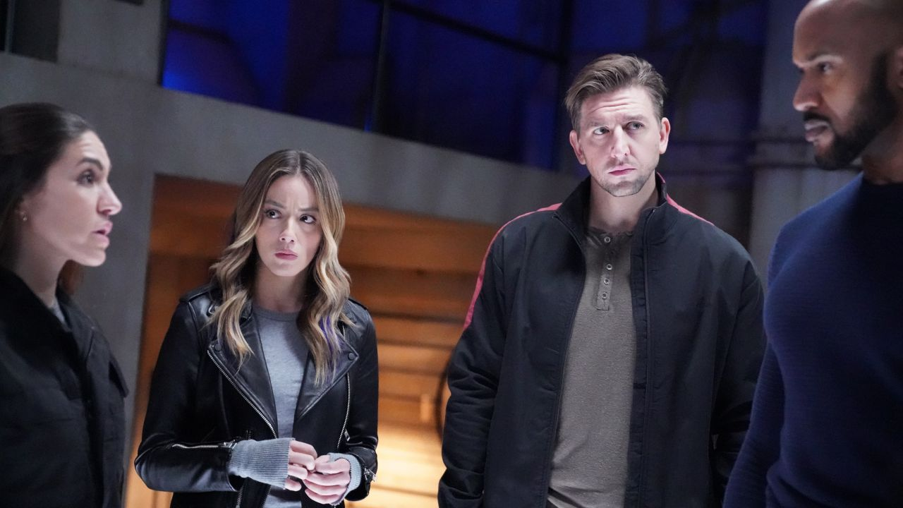 agents of SHIELD 7
