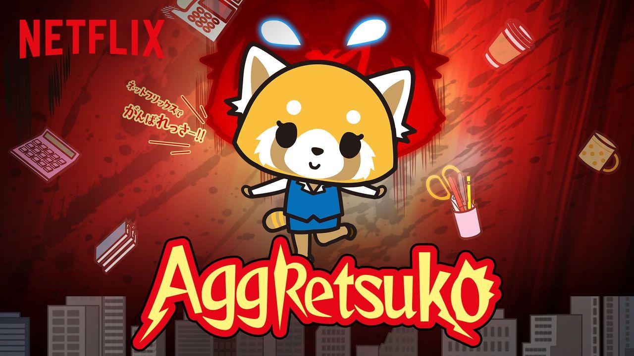 recensione Aggretsuko: recensione dell'anime di Netflix e Sanrio