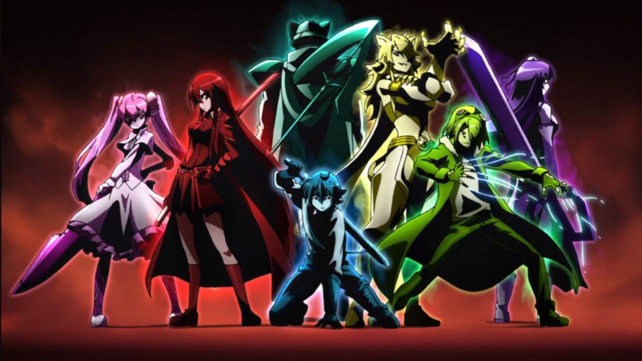 Akame ga Kill: recensione dell'anime splatter disponibile su VVVVID