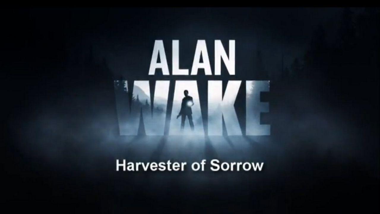 hands on Alan Wake