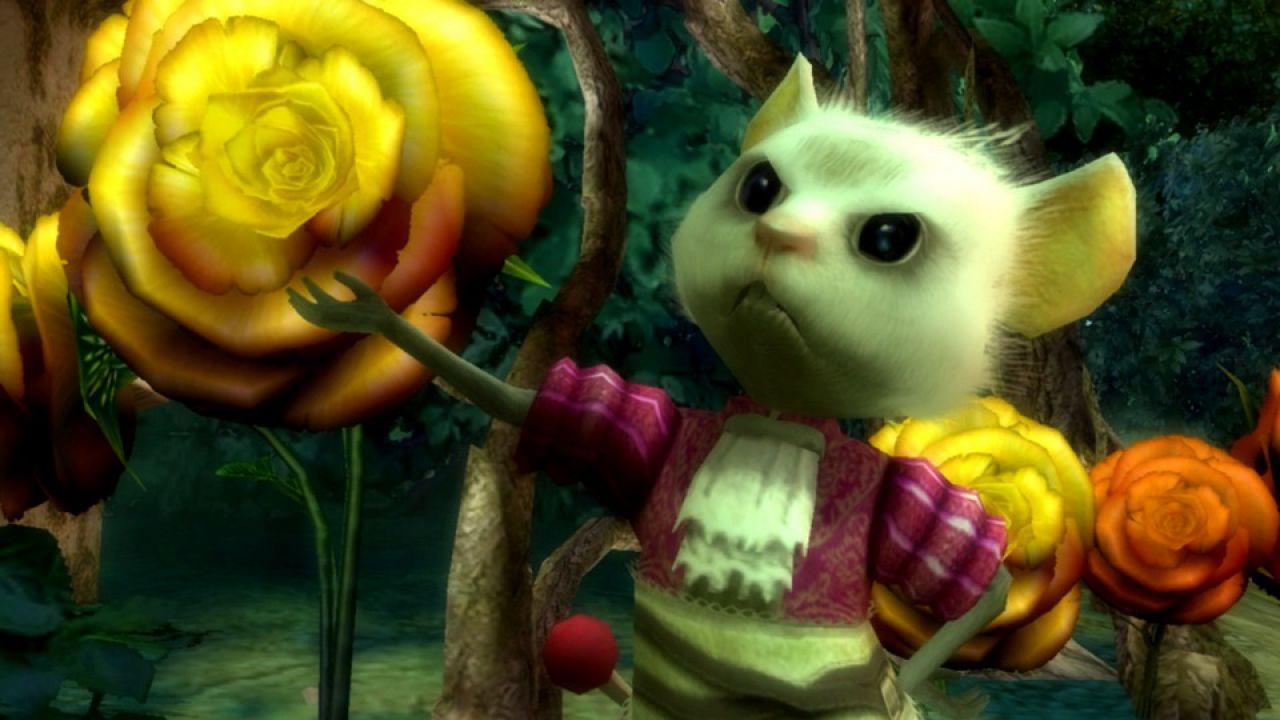 recensione Alice in Wonderland