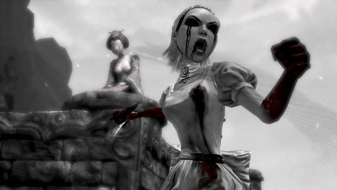 hands on Alice: Madness Returns