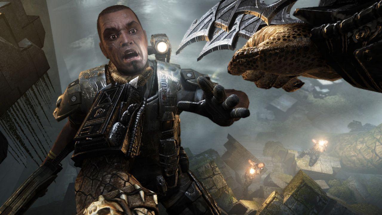 hands on Alien vs. Predator