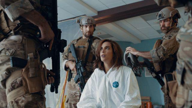 Alien Warfare, la recensione dell'action/sci-fi disponibile su Netflix
