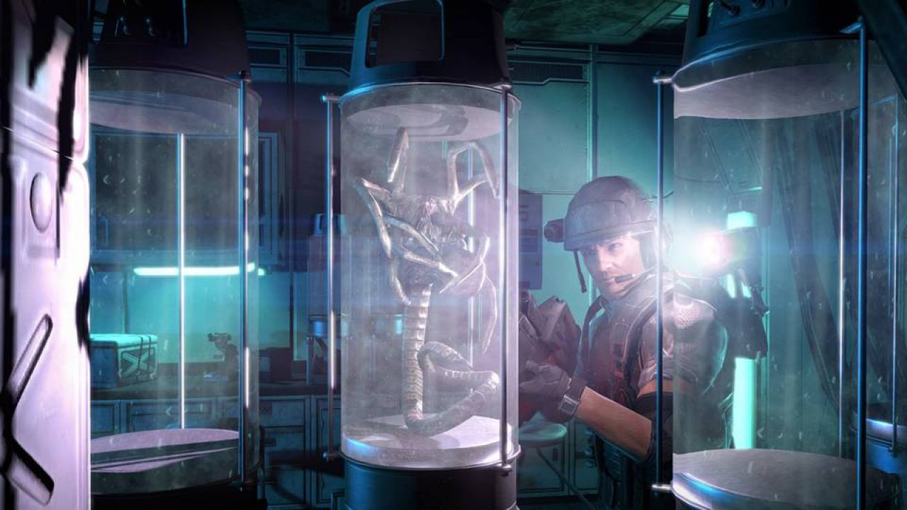 first look Aliens: Colonial Marines
