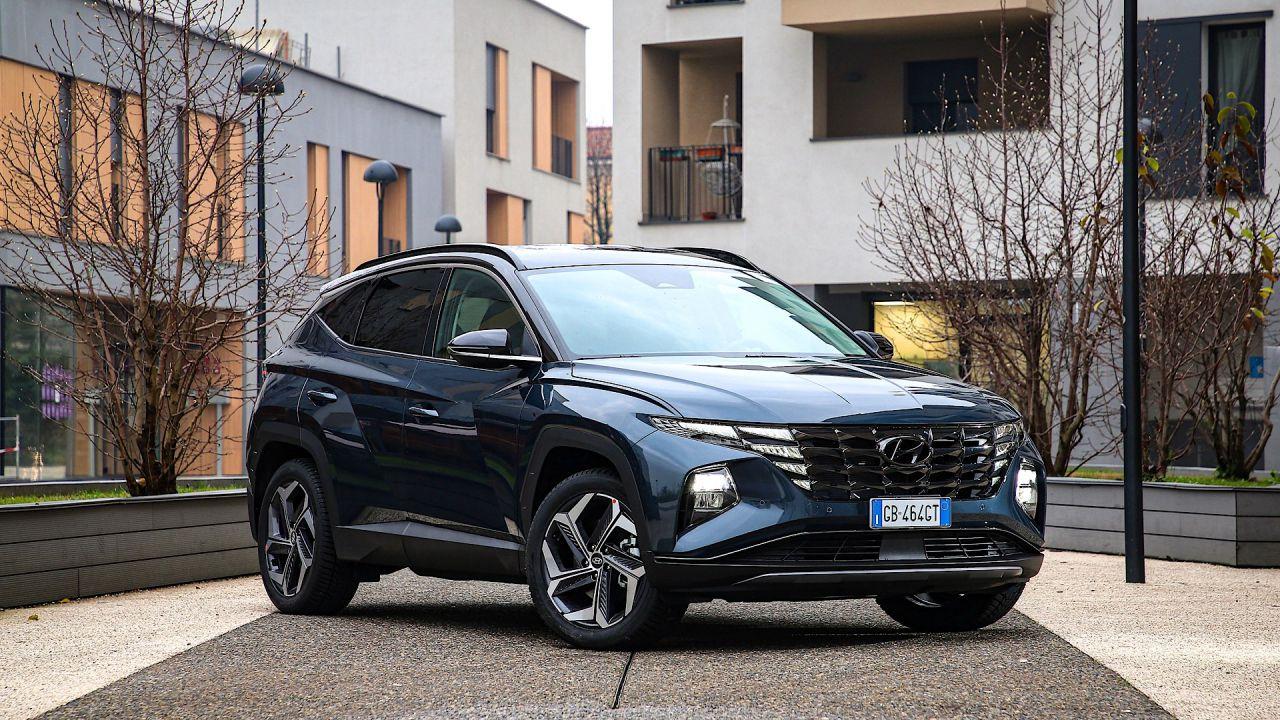 provato Alla guida della nuova Hyundai Tucson 2021 Full Hybrid: la nostra prova