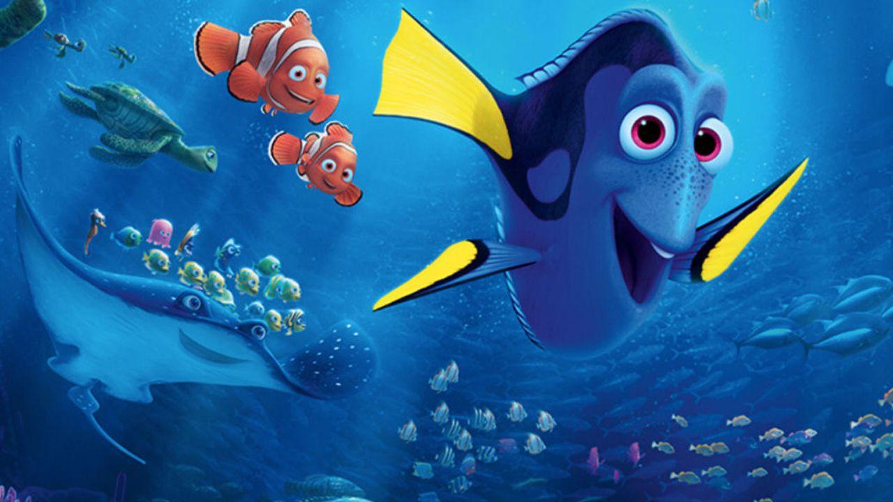 Finding Nemo Disney Walt Disney Movies Fish Animation: Alla Ricerca Di Dory: 5 Personaggi Secondari Dei Cartoon