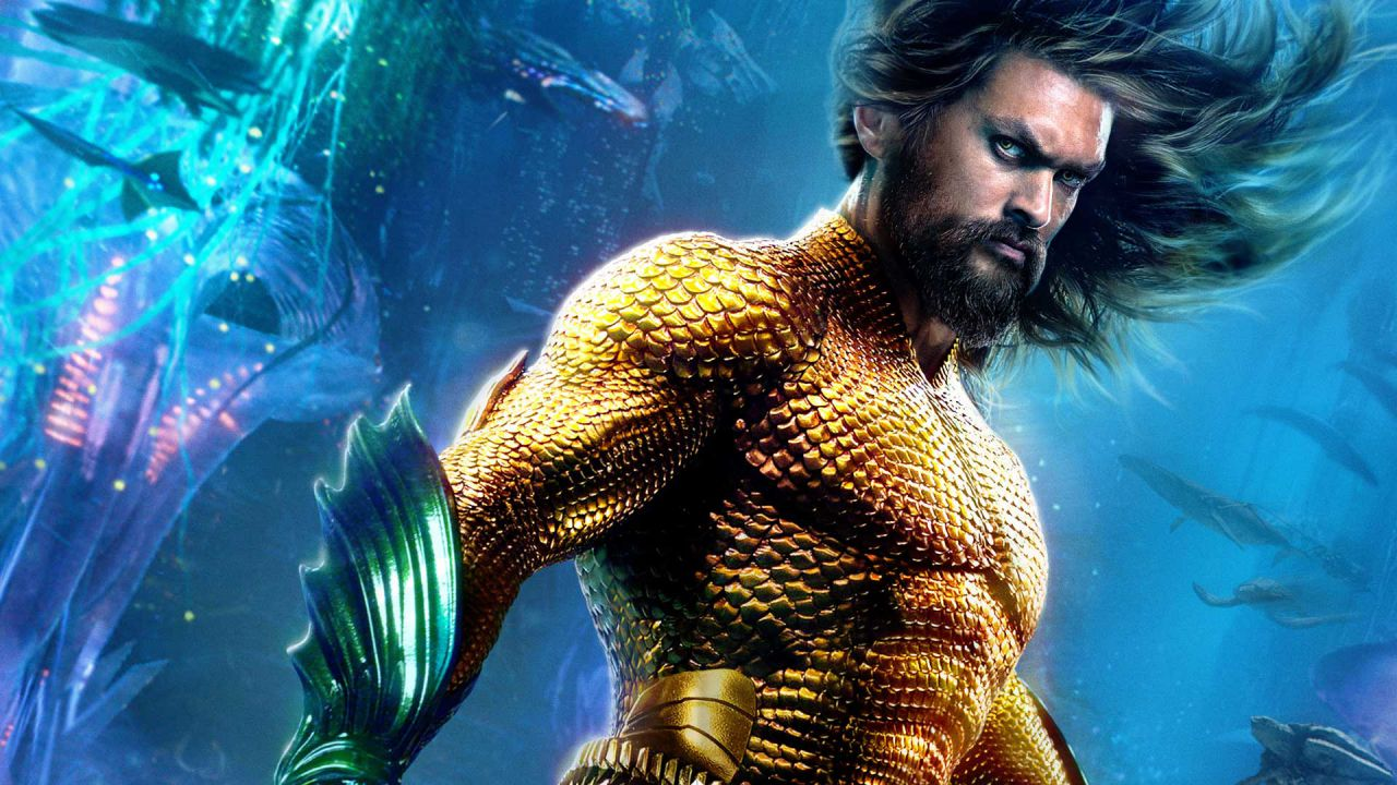 Alla scoperta di Atlantide: i contenuti extra di Aquaman in Home Video
