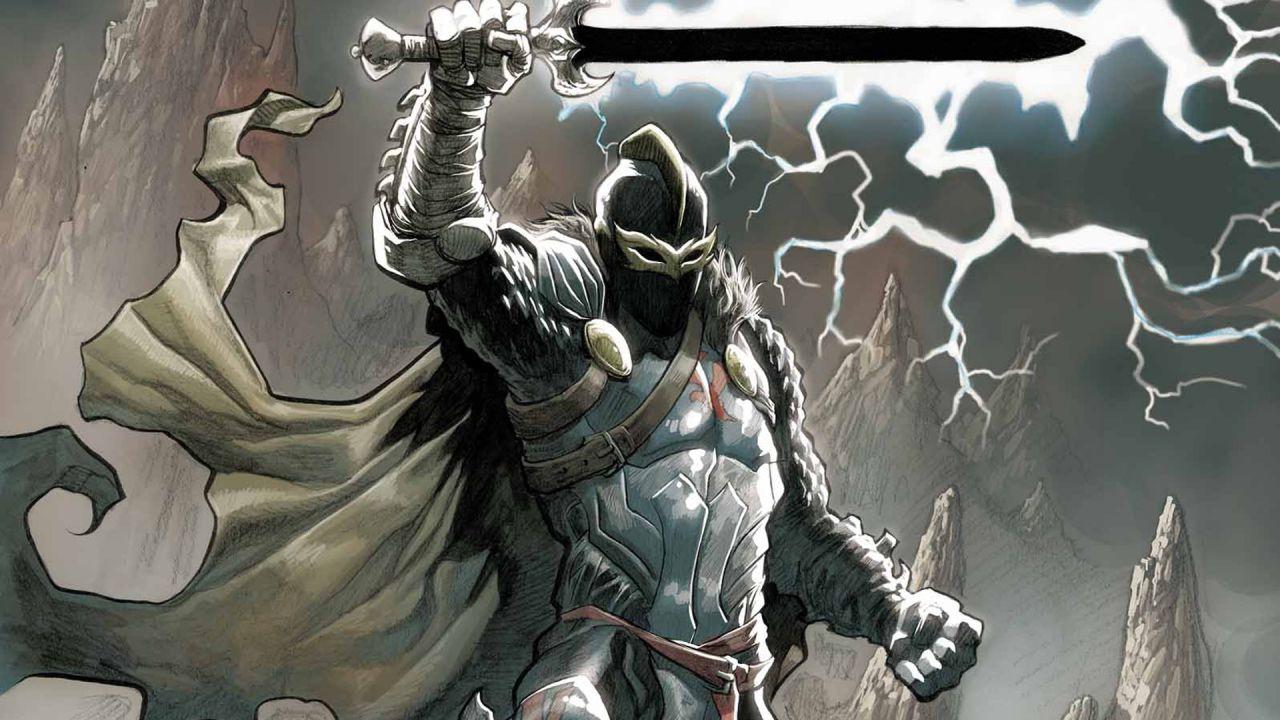 Alla scoperta del Black Knight di Kit Harington: storia, poteri e abilità