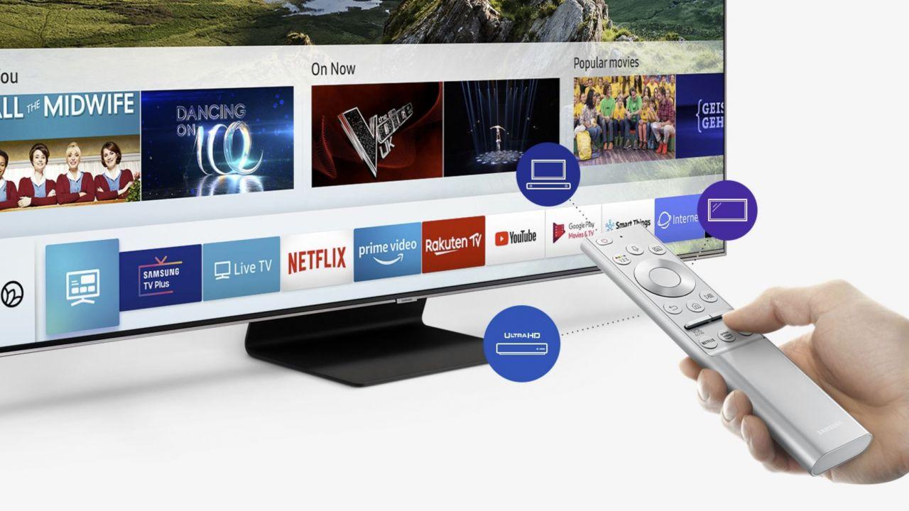 speciale Alla scoperta di Tizen, il sistema operativo dei televisori QLED di Samsung