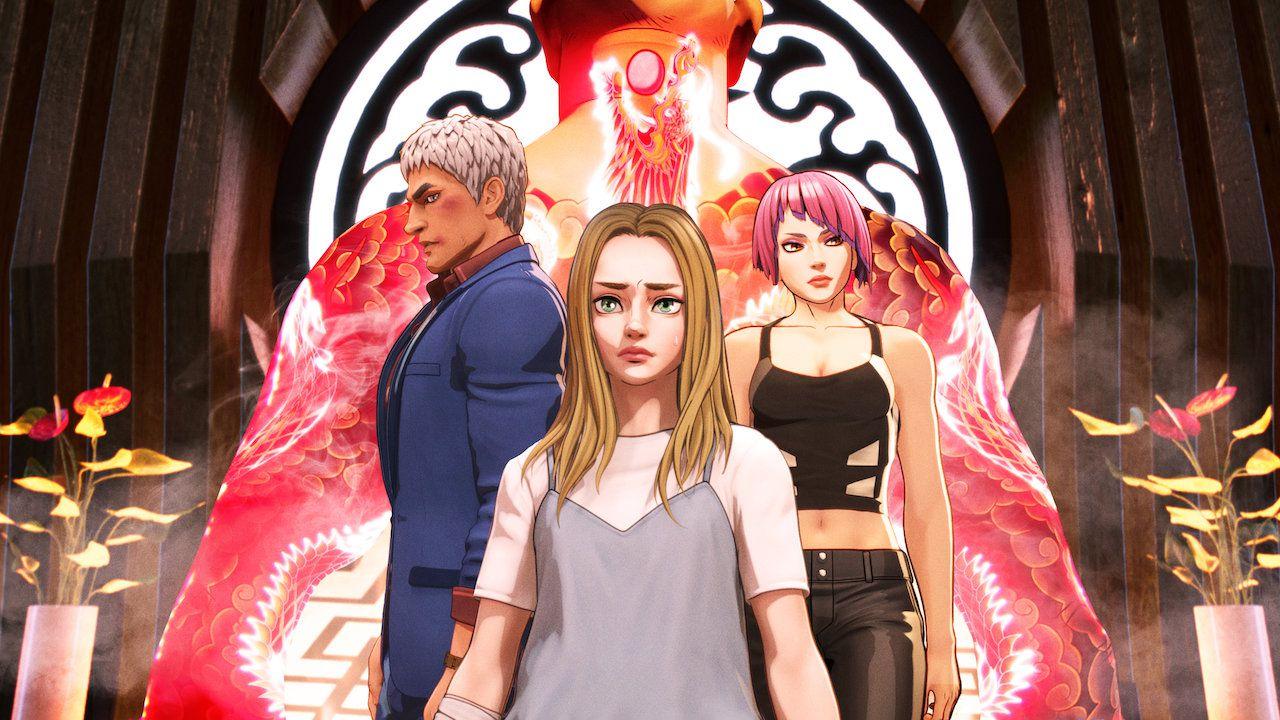 Altered Carbon: Resleeved, recensione del film anime spin-off
