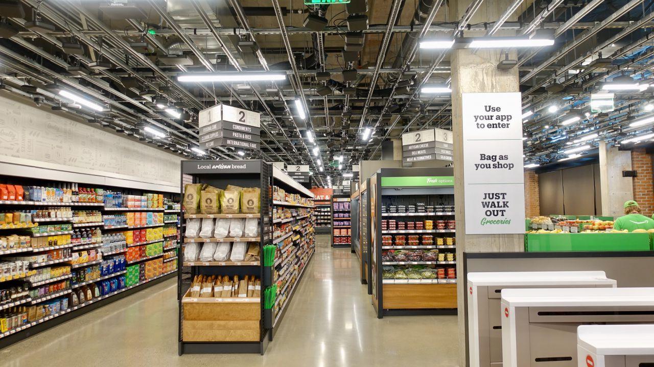 speciale Amazon Go: un nuovo modo di fare la spesa, più rapido e senza code