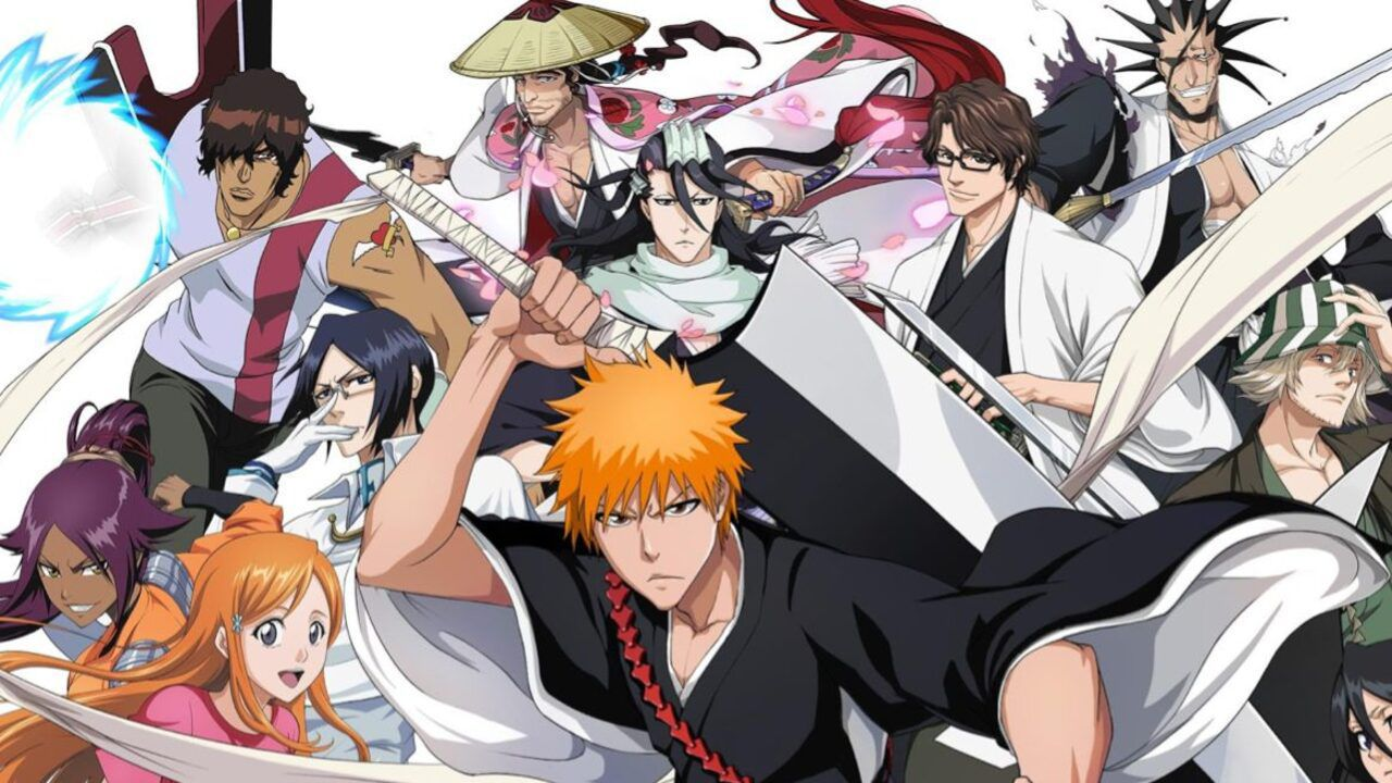 Amazon Prime Video: gli anime da vedere ad aprile, arriva Bleach!