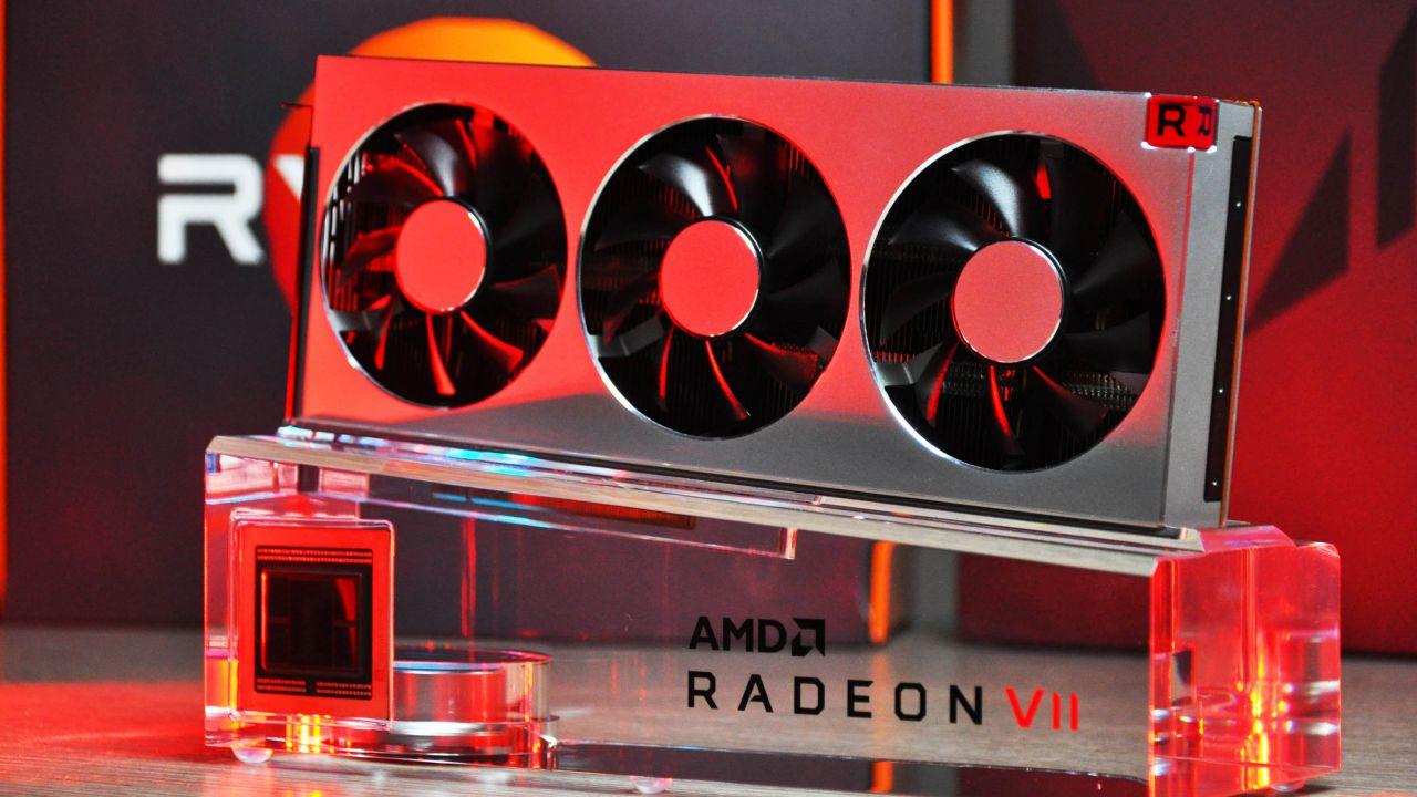 recensione AMD Radeon VII Recensione: 4K nel mirino e solide prestazioni
