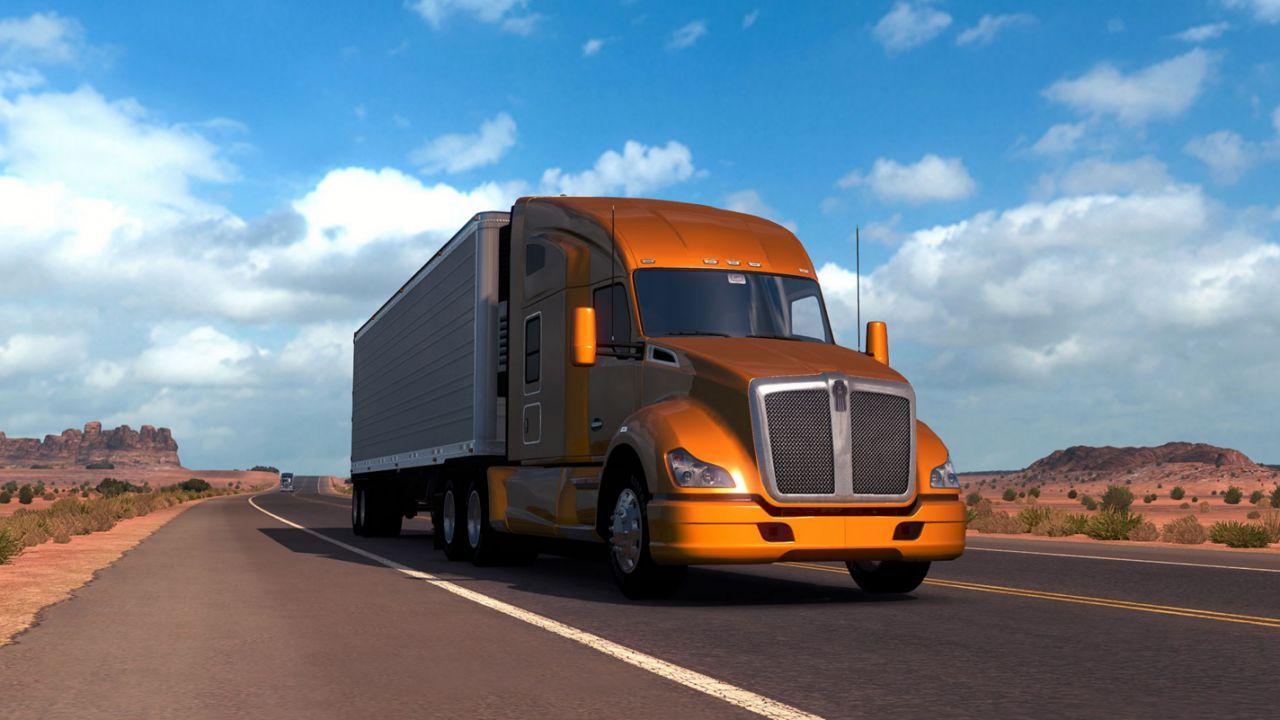 recensione American Truck Simulator