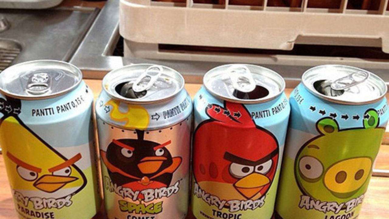 recensione Angry Birds