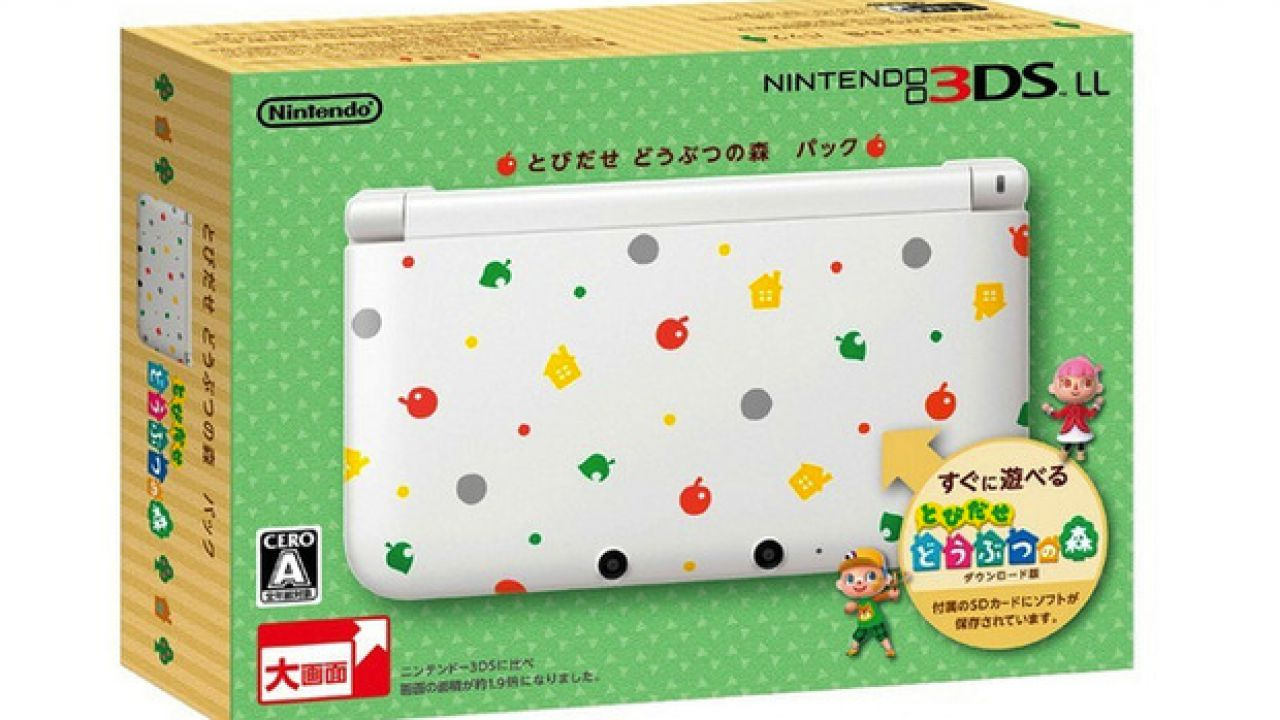 anteprima Animal Crossing 3DS