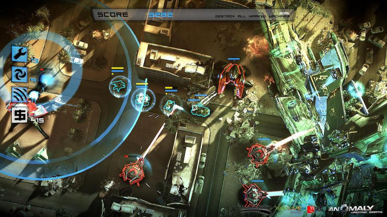 recensione Anomaly: Warzone Earth