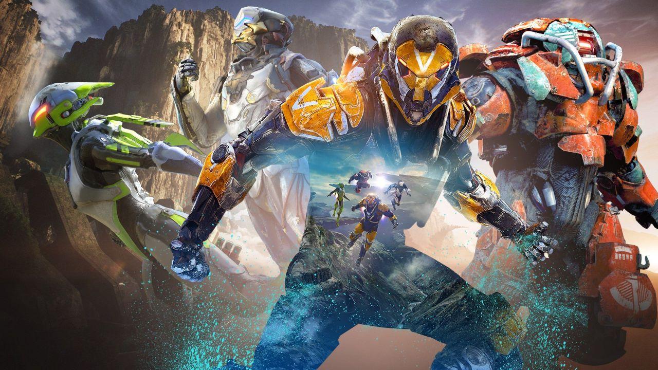 speciale Anthem Next, una nuova vita per il gioco BioWare