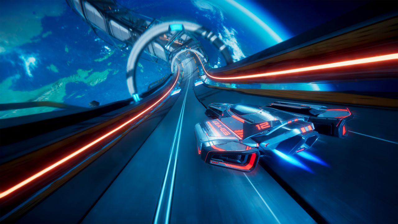 recensione Antigraviator Recensione: corse spaziali stile WipEout e F-Zero