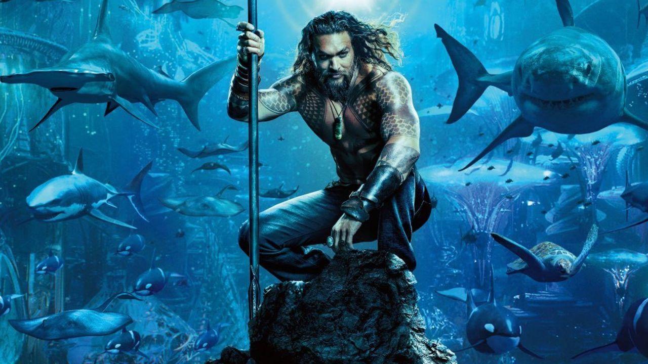 Aquaman, cosa ci svela il primo trailer del film DC