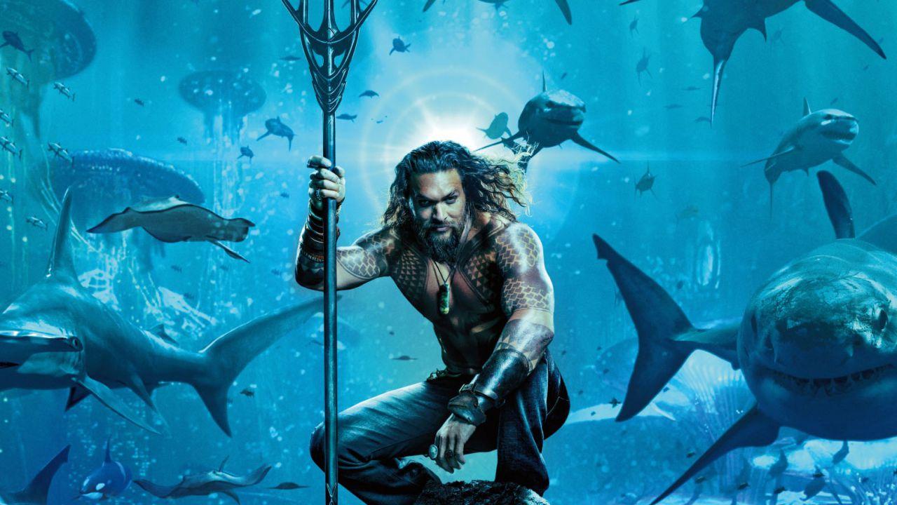 recensione Aquaman, recensione del cinecomic con Jason Momoa