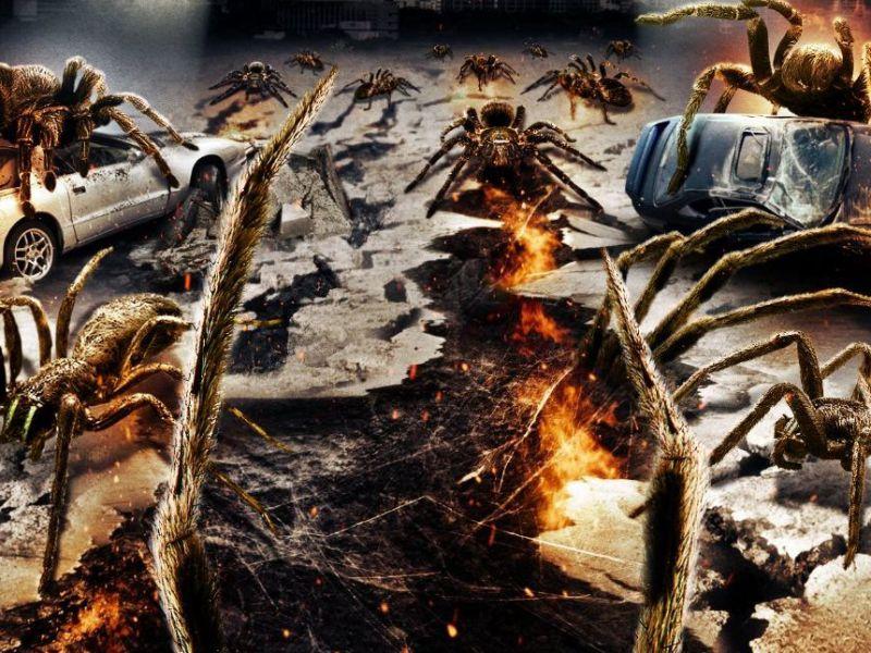 Arachnoquake, la recensione del monster movie