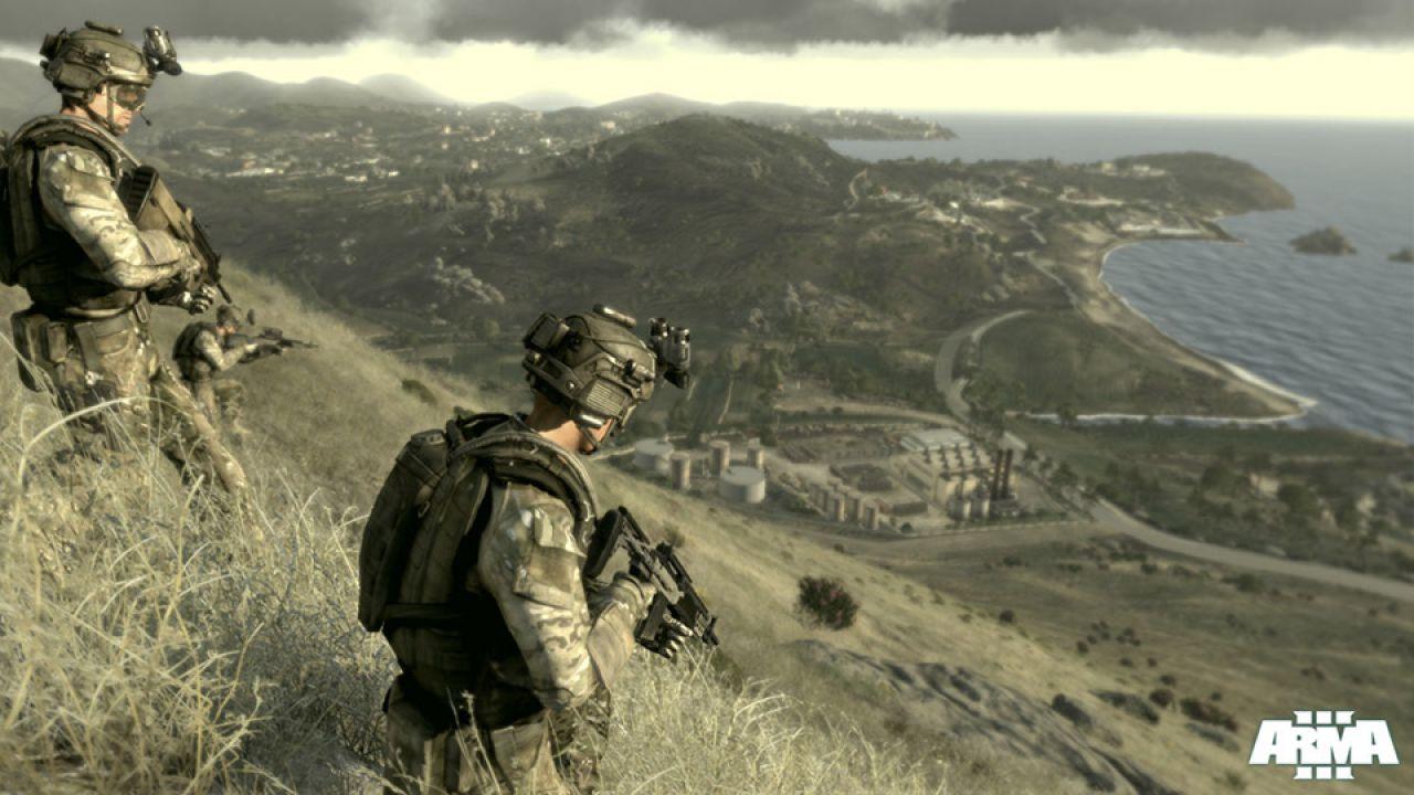 provato Arma 3: provato il nuovo capitolo del simulatore bellico di Bohemia Interactive all'E3 2012