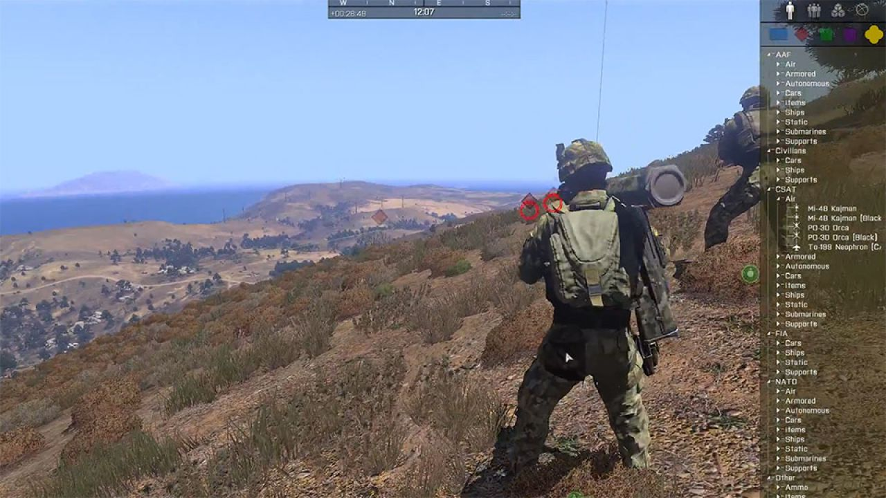 hands on Arma 3 - Il Virtual Reality 4