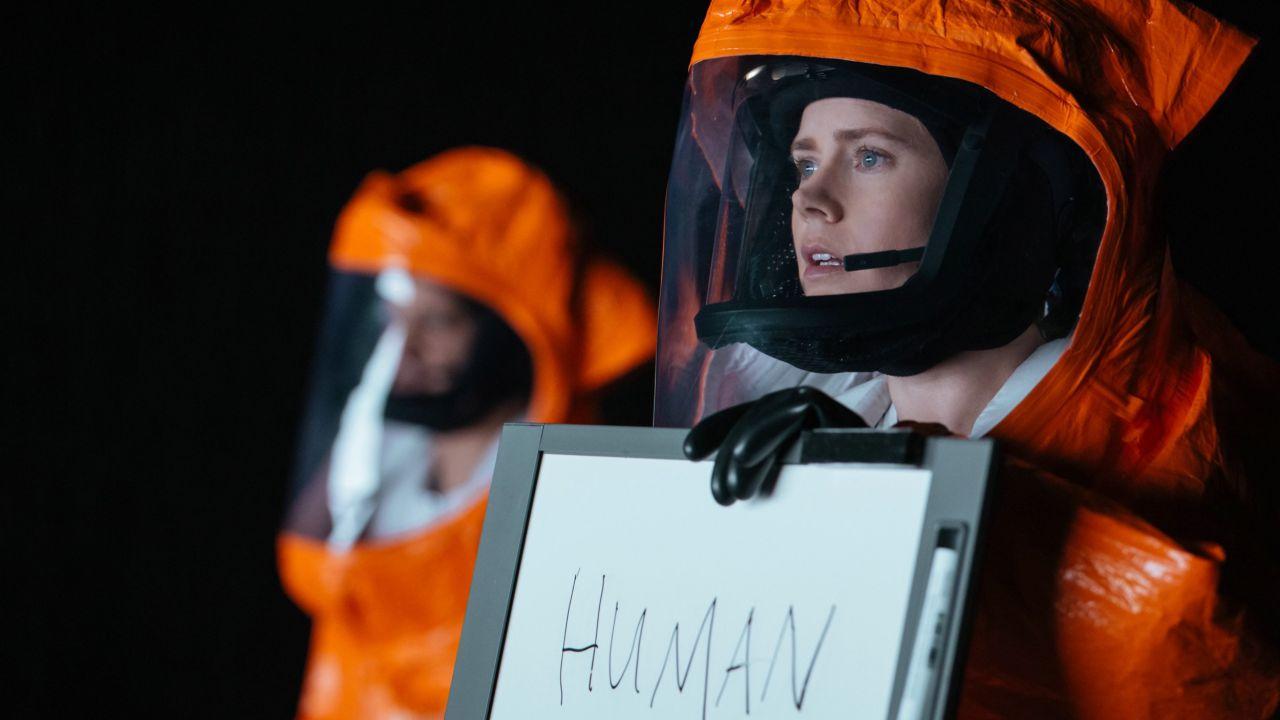 Arrival, la recensione del film con Amy Adams e Jeremy Renner