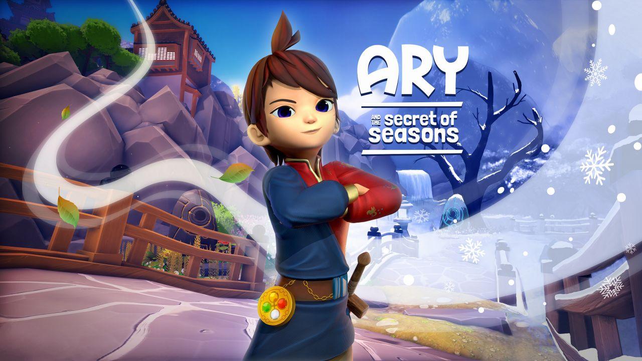 recensione Ary and the Secret of Seasons Recensione: la fiaba magica delle 4 stagioni