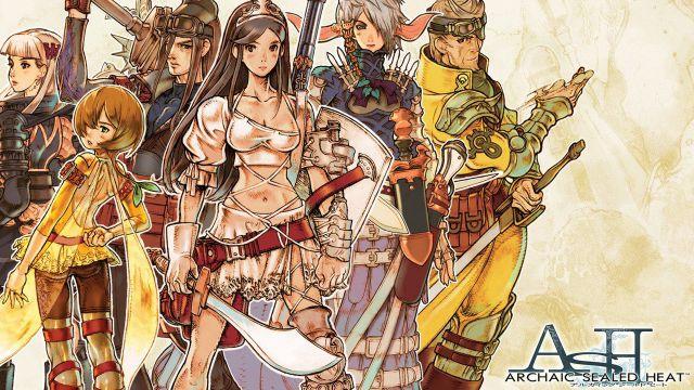 ASH Archaic Sealed Heat: il nuovo gioco del papà di Final Fantasy