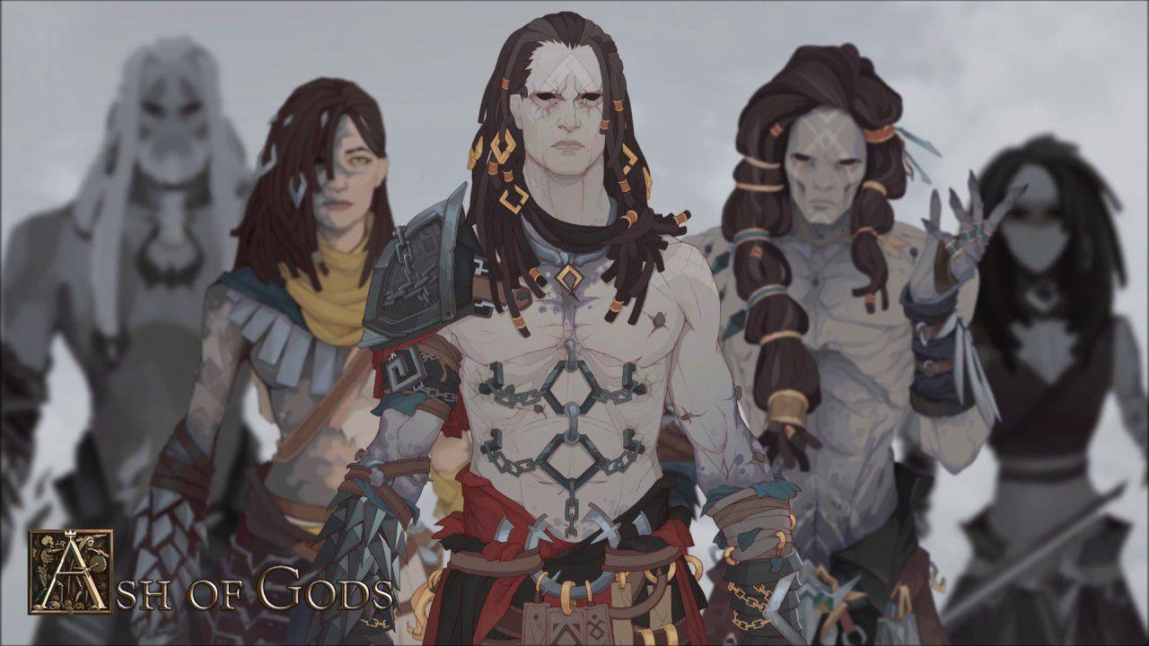 recensione Ash of Gods Redemption Recensione: sulle orme di The Banner Saga