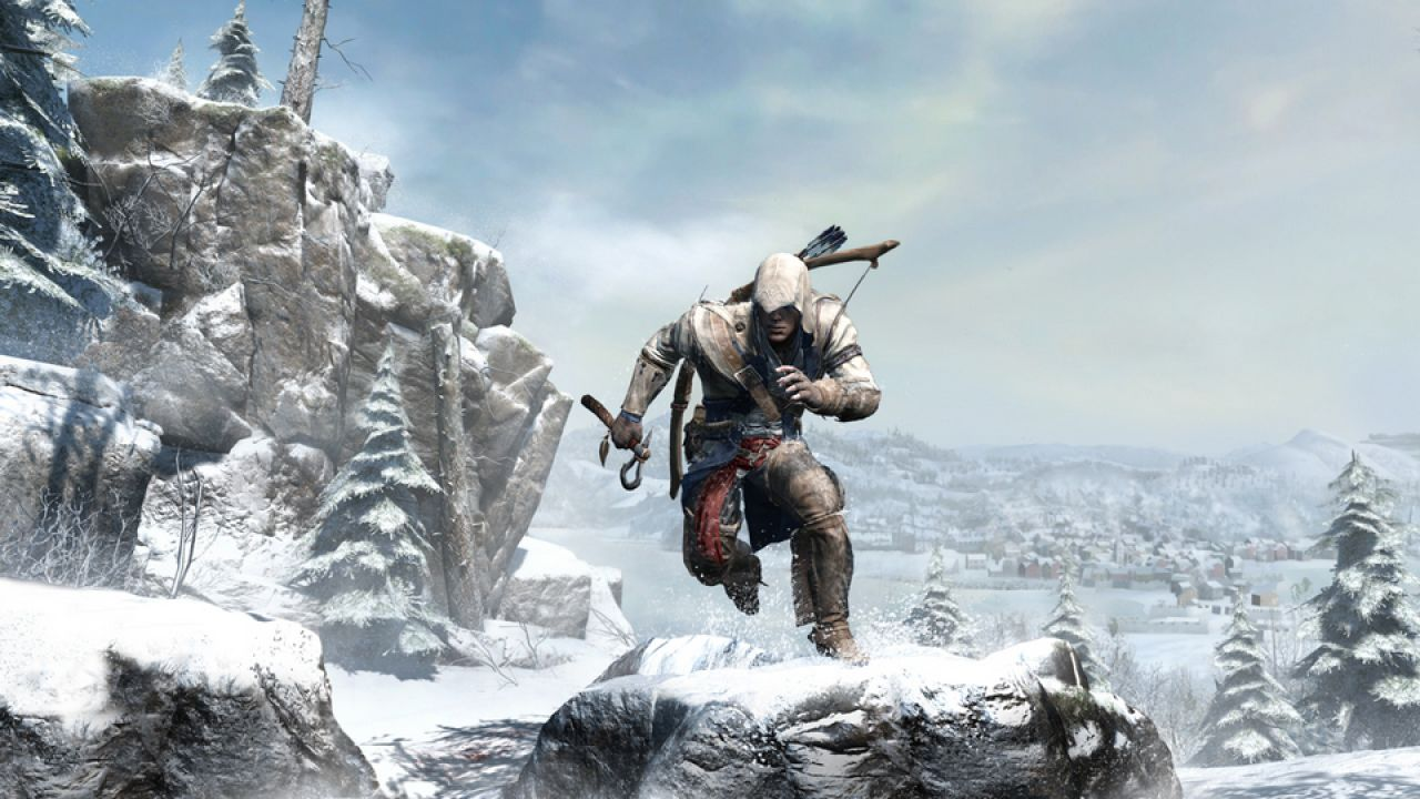anteprima Assassin's Creed 3