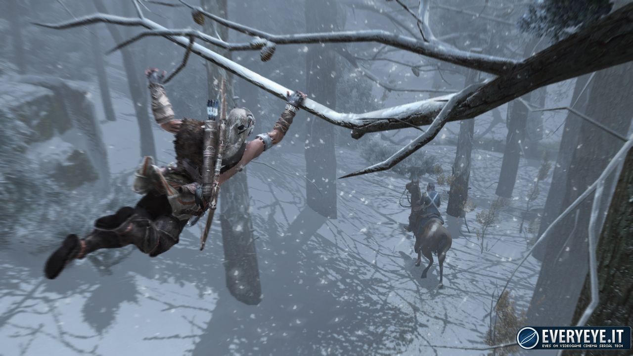 hands on Assassin's Creed 3