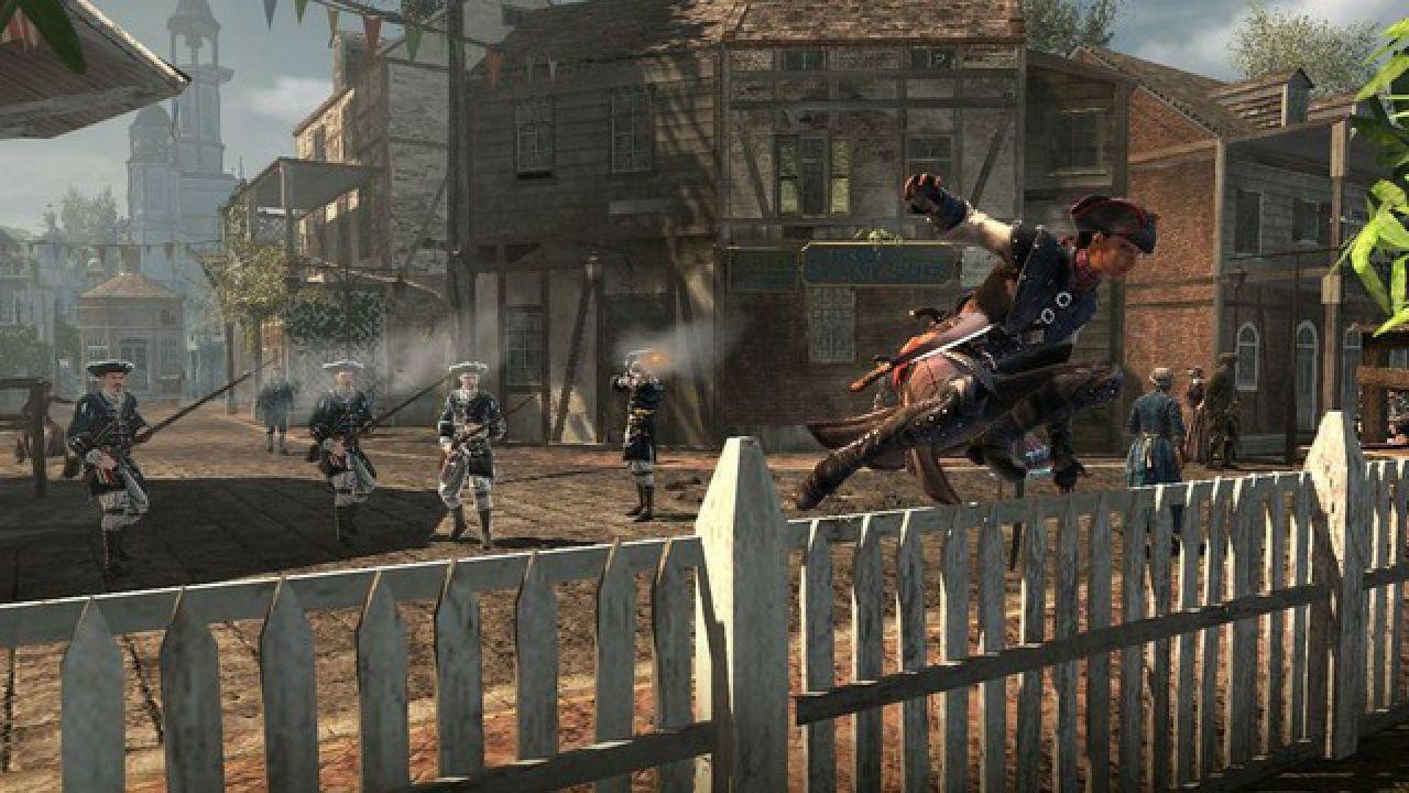 anteprima Assassin's Creed 3 Liberation
