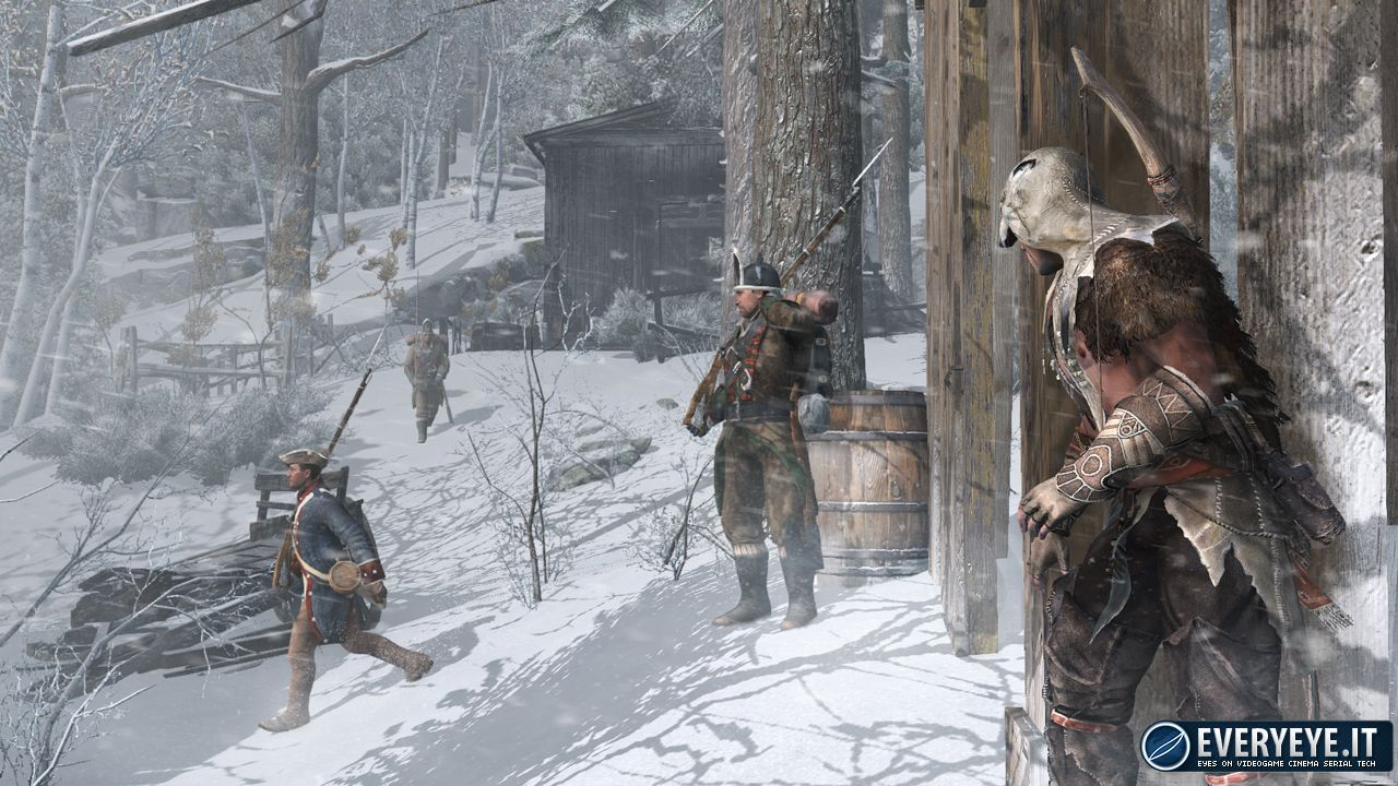 speciale Assassin's Creed 3 - Multiplayer