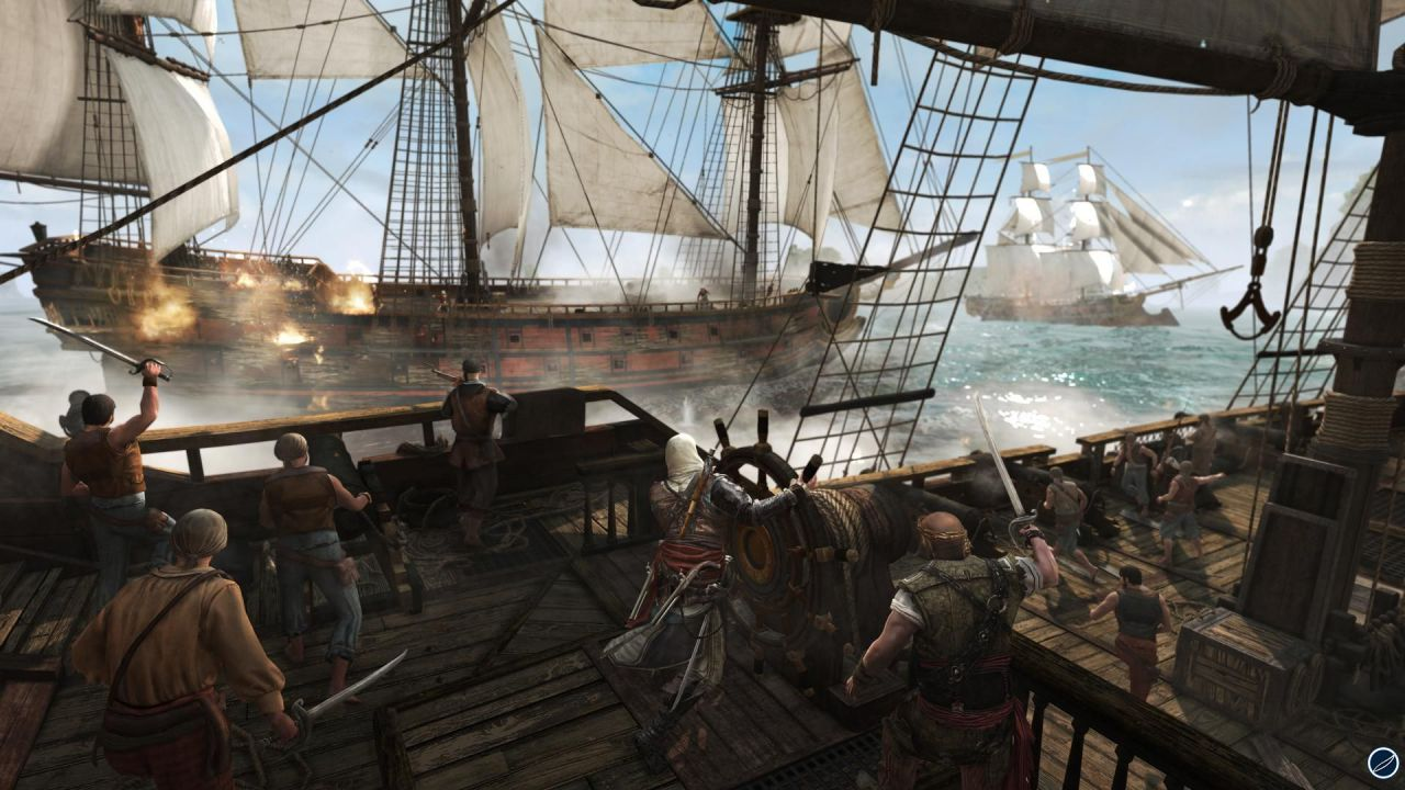 anteprima Assassin's Creed 4: Black Flag