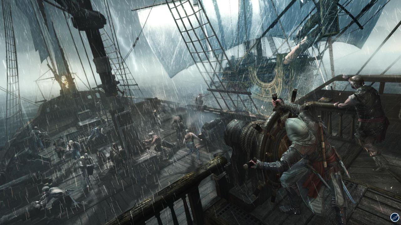 intervista Assassin's Creed 4: Black Flag - Q&A