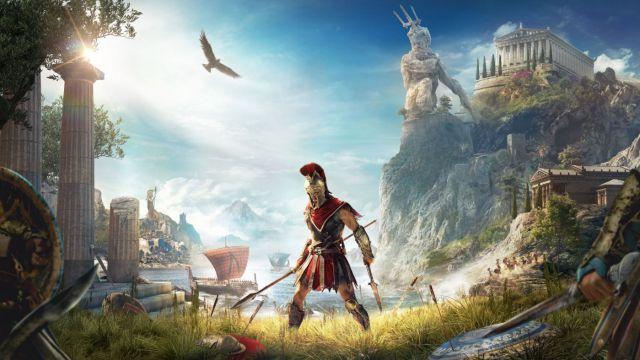 Assassin's Creed Odyssey: provato il nuovo AC ambientato nell'Antica Grecia