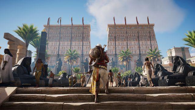 Assassin's Creed Origins: provata una nuova demo, le novità del gioco Ubisoft