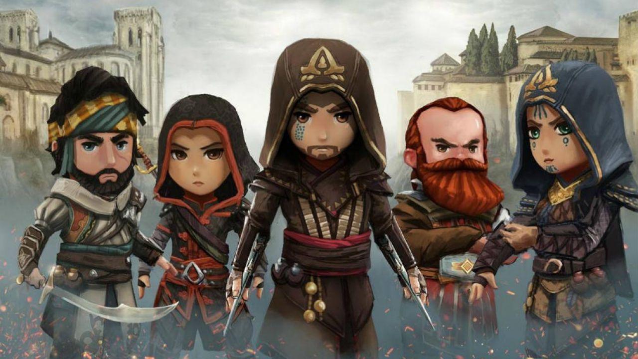 Assassin's Creed Rebellion Recensione: assassini portatili
