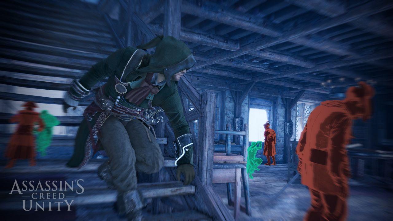 anteprima Assassin's Creed Unity