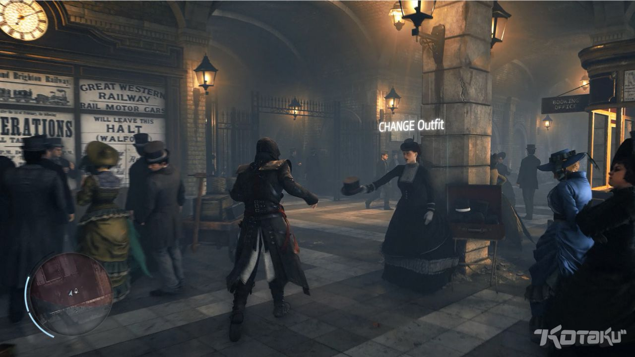 anteprima Assassin's Creed Victory