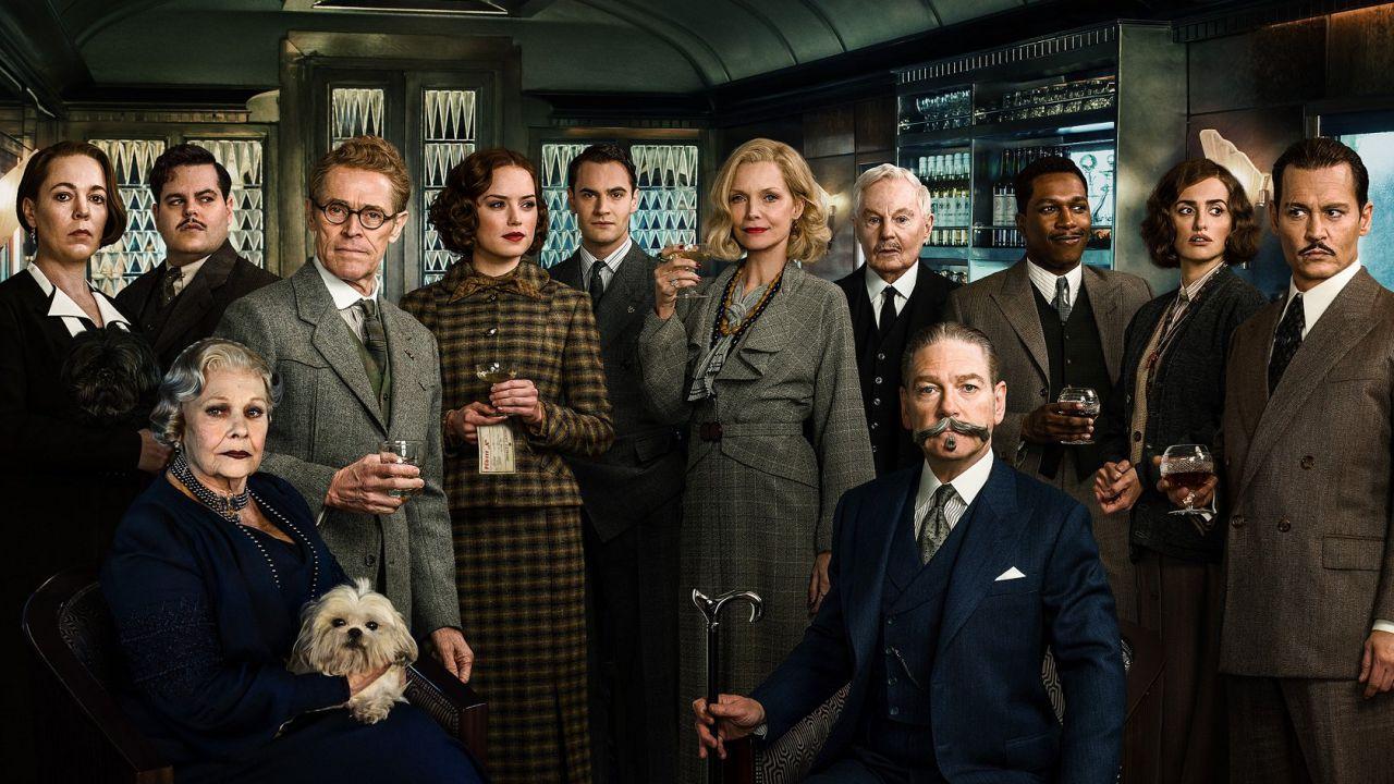 Assassinio sull'Orient Express: i romanzi di Agatha Christie al cinema