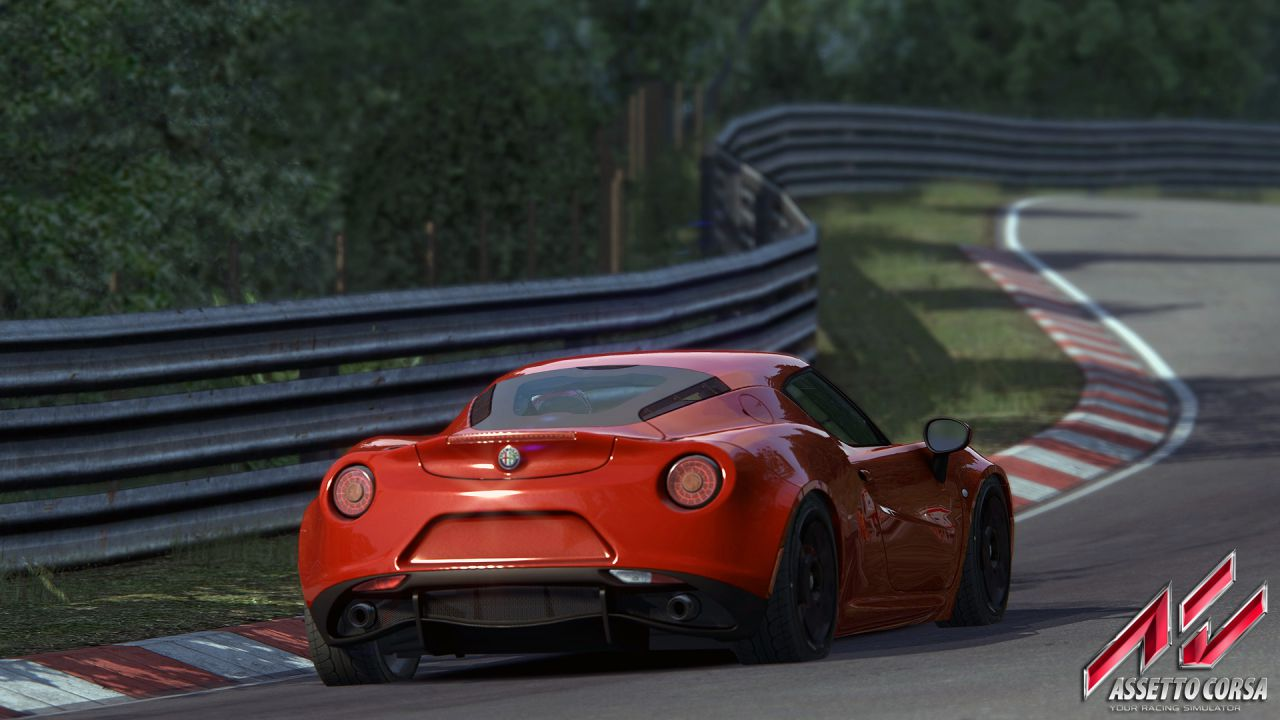 hands on Assetto Corsa