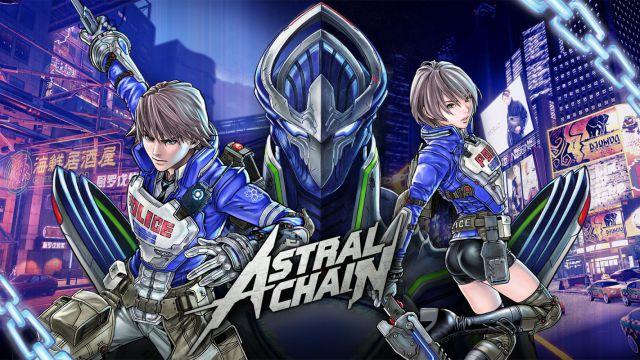 Astral Chain Recensione: il vertice degli action secondo Platinum Games